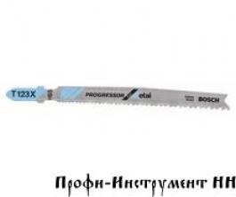 Пилка T123 X Bosch