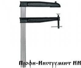 Струбцина для глубокого зажима TGNT с Т-образной ручкой TGN80T30K 800х300 Bessey