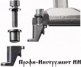 Зажимный элемент для сварочных столов с захватом TW28GRS30-12 Bessey