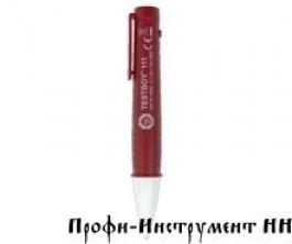 БЕСКОНТАКТНЫЙ ИНДИКАТОР НАПРЯЖЕНИЯ(с фонар) TESTBOY111