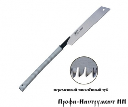 Пила безобушковая Shogun Universal Cut Saw, 265мм, прямая пластиковая рукоять