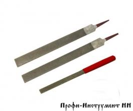 Рашпиль Iwasaki, красный, прямой, плоский, 200*20мм, грубая насечка, шт