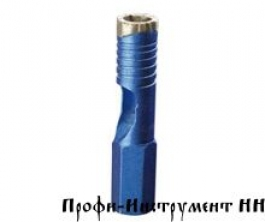 Алмазное корончатое сверло BLUE CERAM d 12 Diager