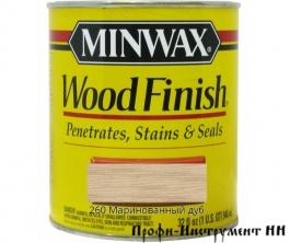 Морилка Minwax Wood Finish  260 Маринованный дуб 237 мл