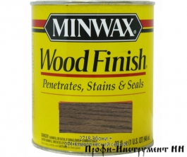 Морилка Minwax Wood Finish  2718 Эбони 237 мл