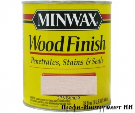 Морилка  Minwax Wood Finish  275 Белый 237 мл