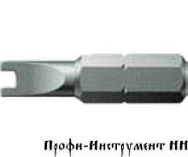 Бита натяжная 6/25 мм Wera, серия 857/1 Z