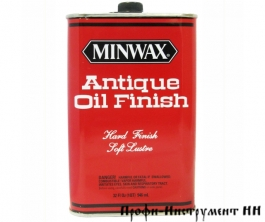 Античное масло Minwax Antique Oil Finish 473 мл