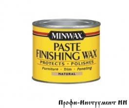 Воск для дерева  Minwax Paste Finishing Wax 453 гр