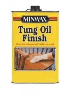 Тунговое масло  Minwax Tung Oil Finish 473 мл
