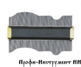 Шаблон профильный стержневой, 200мм*120мм Shinwa