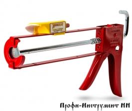 Пистолетдля герметиков д/картриджей300 мл,NewbornMODEL112-D