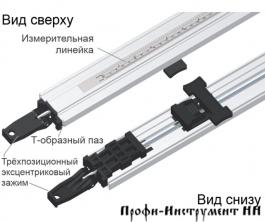 Тиски торцевые для зажима заготовки до 610 мм (24 дюйма) CMT PGC-24