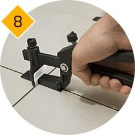 Регулируемые щипцы для укладки плитки DLS