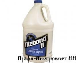 Клей Titebond II Premium столярный влагостойкий, 3,8л